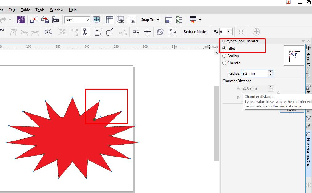 Học thiết kế đồ họa với corel x7