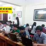 Tham gia khóa học thiết kế đồ họa photoshop, illustrator, corel tại Hoàn Kiếm