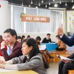 Môi trường học illustrator tại Hoàng Mai