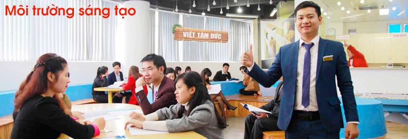 Môi trường học Photoshop tại Hà Nội