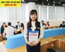 giảng viên tại khóa học indesign tại Nam Từ Liêm