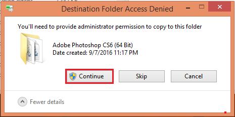 HƯớng dẫn cài đặt phần mềm photoshop cs6 full crack