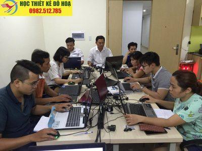 học photoshop tại quận tân phú tphcm