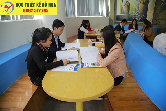 Khóa học thiết kế đồ họa với Illustrator tại Thanh Trì
