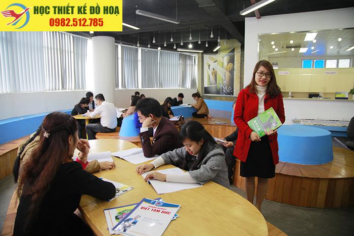 Lớp học Corel Draw tại Mai Dịch, Cầu Giấy, Hà Nội