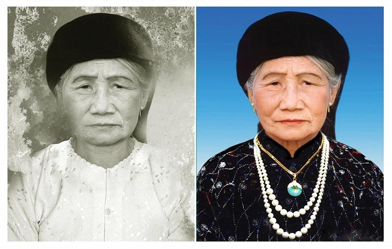 Sản phẩm của học viên sau khóa học photoshop tại An Khánh, Hà Đông, Hà Nội