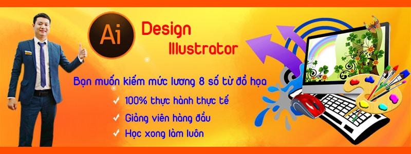 Lớp học Illustrator tại Việt Tâm Đức
