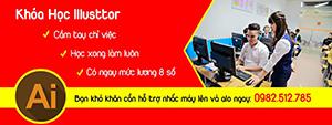 Khóa học illustrator tại Hà Cầu, Hà Đông, Hà Nội