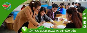 Lớp học đồ họa tại TPHCM