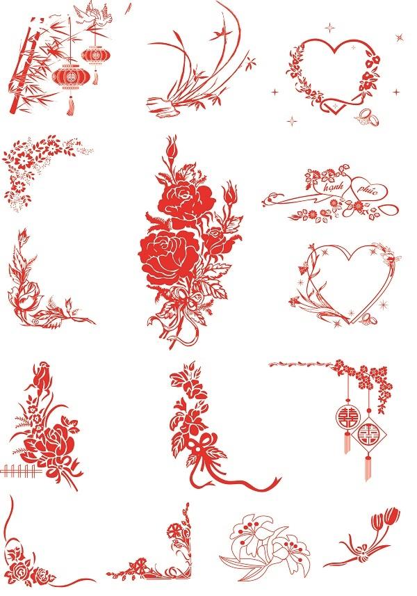 Sản phẩm của học viên sau khóa học illustrator tại Dương Nội, Hà Đông, Hà Nội