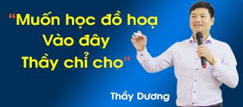 Khóa học thiết kế đồ họa làm quảng cáo tại Kim Giang-Hà Nội