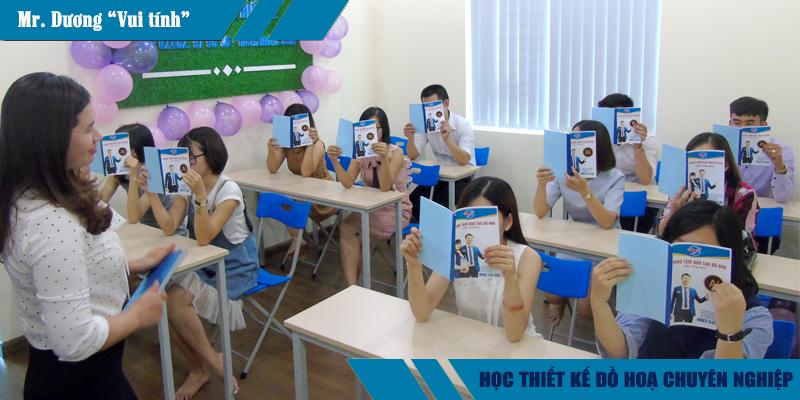 lớp học Sketchup - vray tại TPHCM