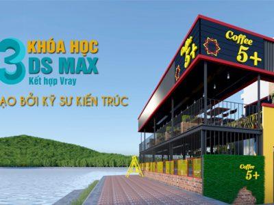 Học 3Ds Max Vray tai Trà Vinh TPHCM