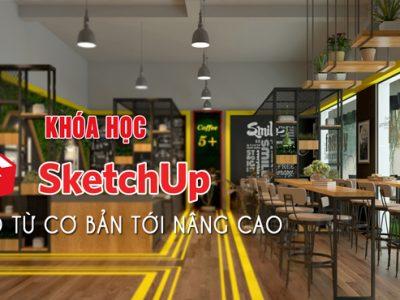 Khóa học SKETCHUP tại Hà Đông, Hà Nội